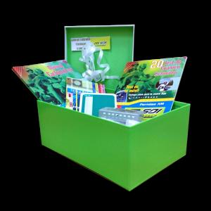 Caja regalo matrícula